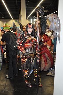 Nice wallpapers Cosplay 220x331px