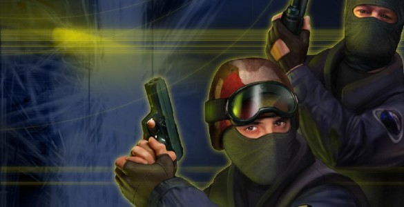 Counter Strike Backgrounds, Compatible - PC, Mobile, Gadgets| 585x300 px