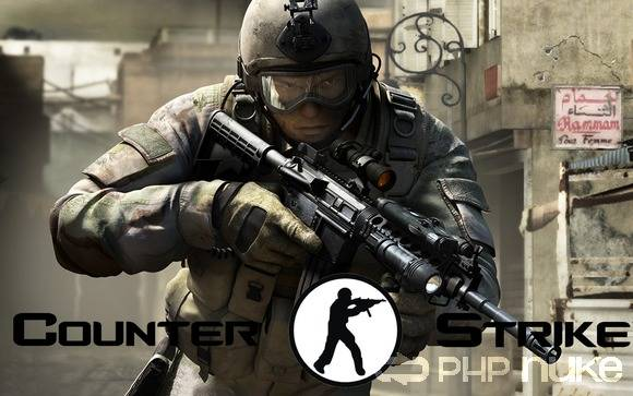 HD Quality Wallpaper | Collection: Video Game, 580x363 Counter Strike