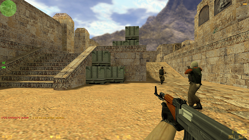 Nice wallpapers Counter Strike 500x281px