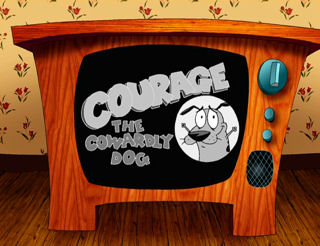 HD Quality Wallpaper | Collection: TV Show, 320x246 Courage The Cowardly Dog