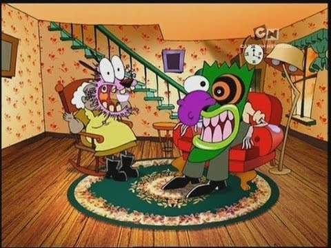Courage The Cowardly Dog Backgrounds, Compatible - PC, Mobile, Gadgets| 480x360 px
