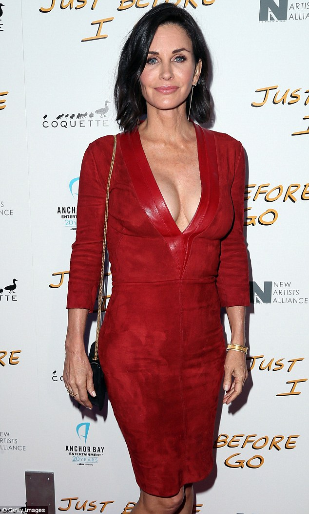 Nice wallpapers Courteney Cox 634x1052px