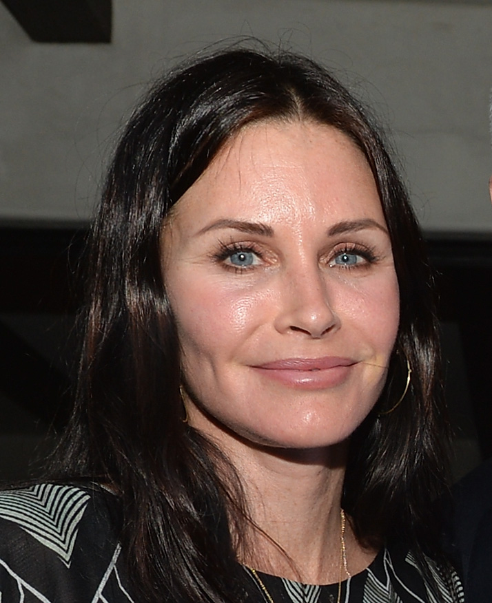 Courteney Cox Backgrounds on Wallpapers Vista