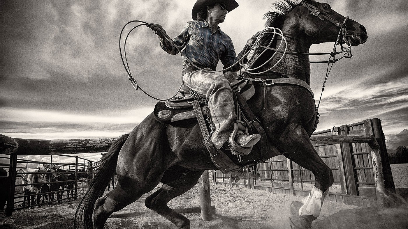 Nice Images Collection: Cowboy Desktop Wallpapers