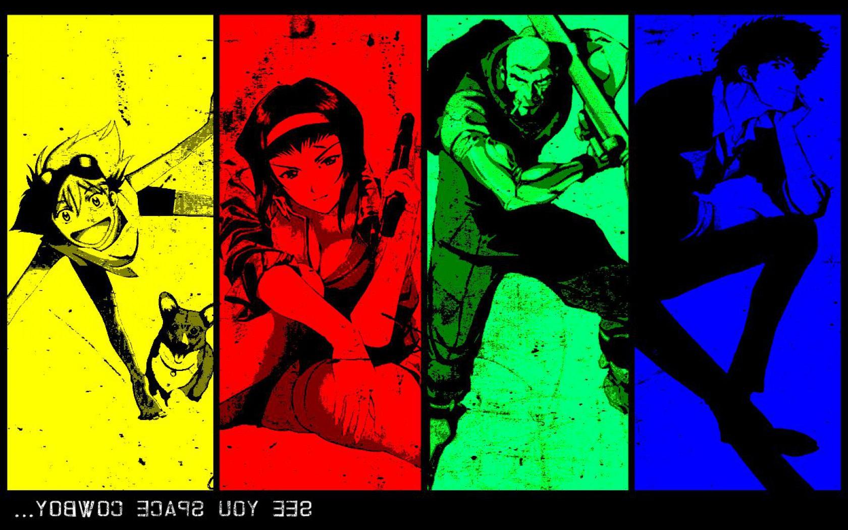 Cowboy Bebop Backgrounds, Compatible - PC, Mobile, Gadgets| 1680x1050 px