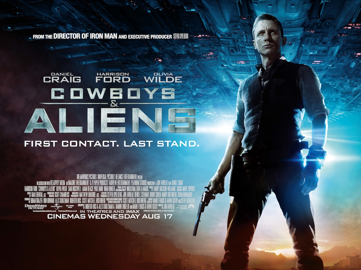 Cowboys Aliens Wallpapers Movie Hq Cowboys Aliens Pictures 4k Wallpapers 2019