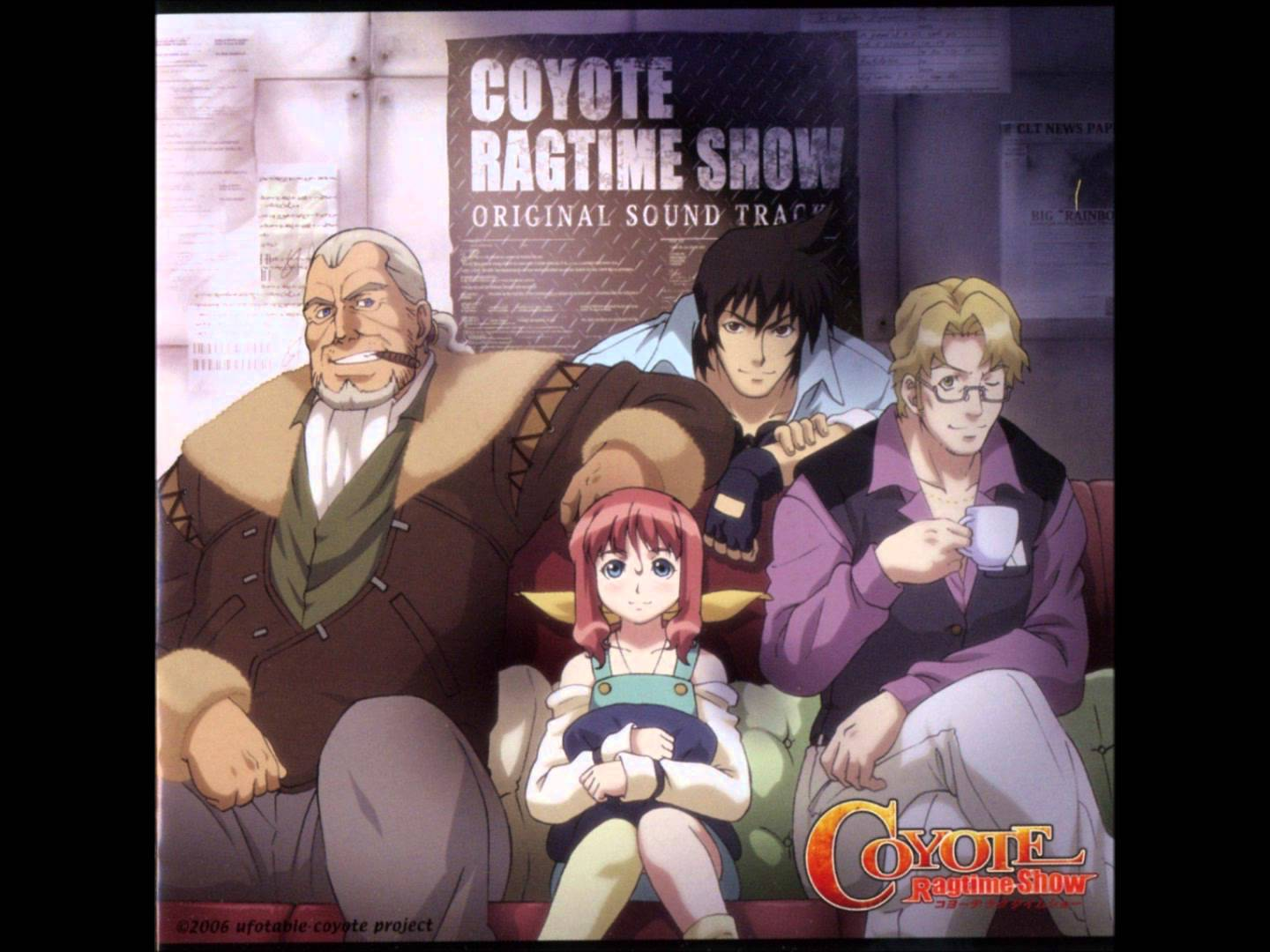 HQ Coyote Ragtime Show Wallpapers | File 136.03Kb
