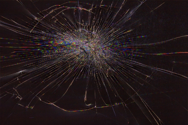 Nice Images Collection: Cracked Screen Desktop Wallpapers