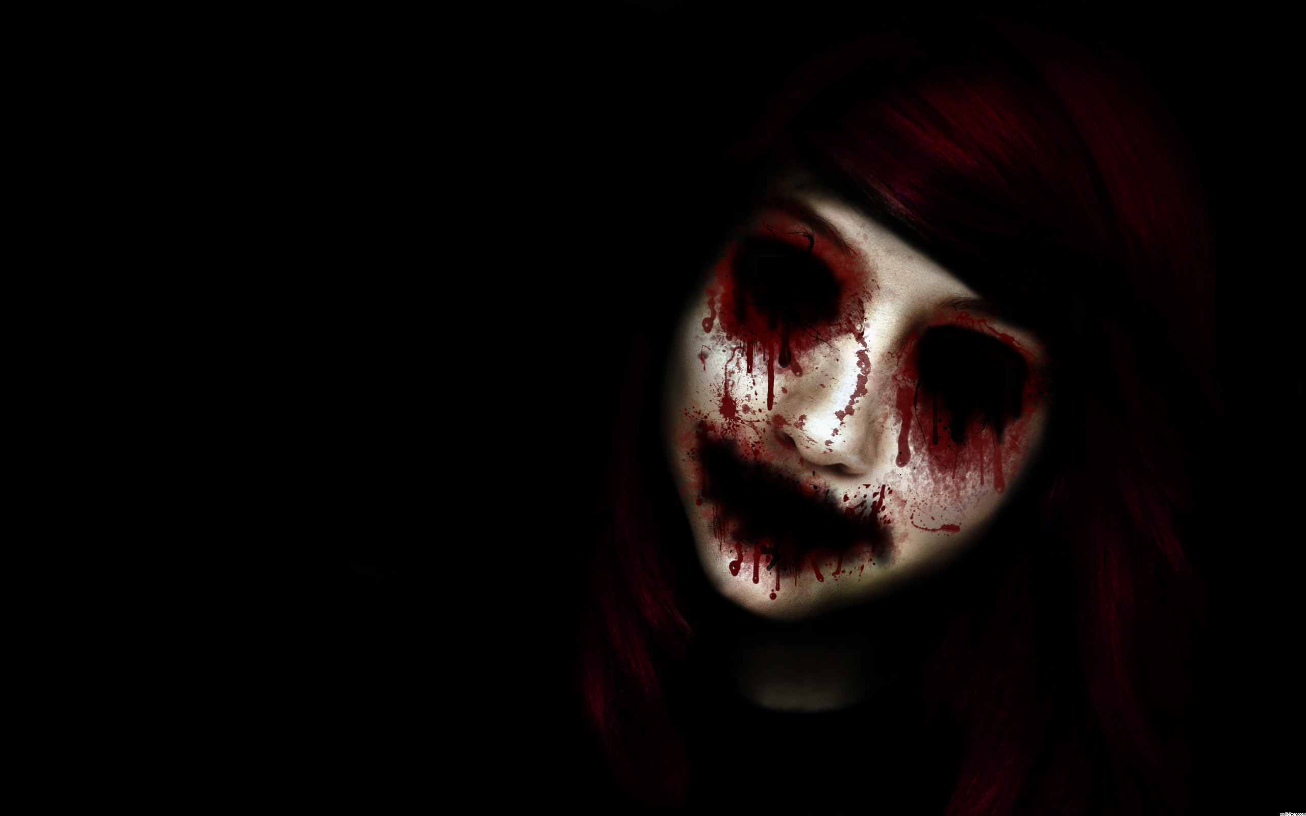 Nice Images Collection: Creepy Desktop Wallpapers