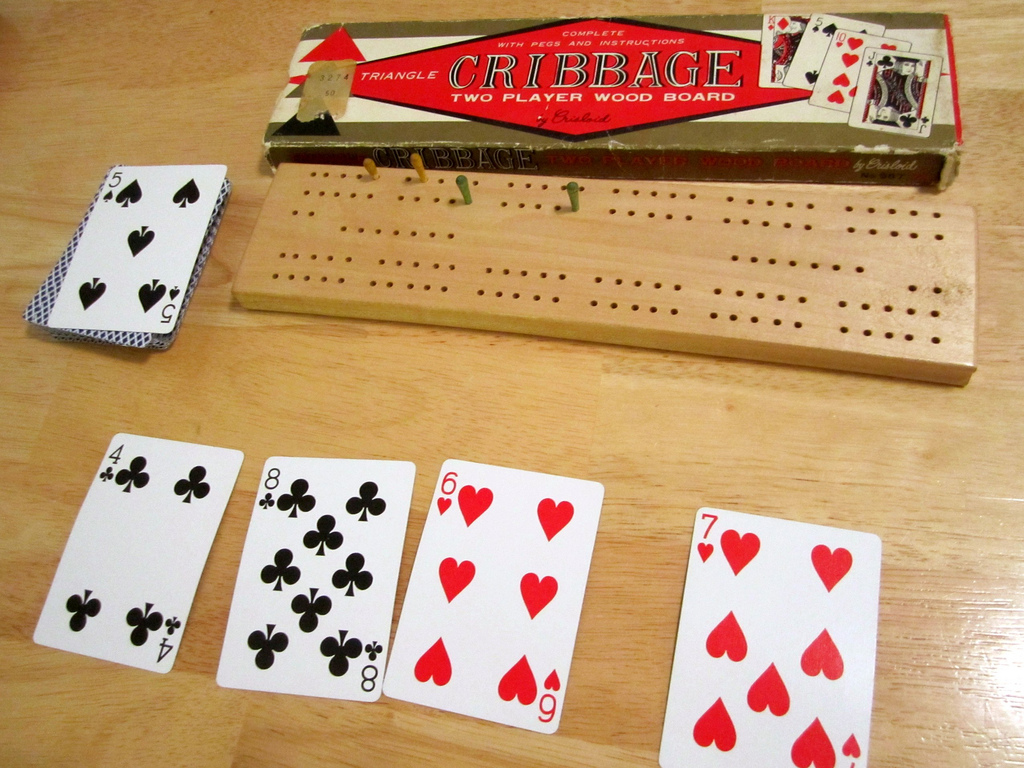 Nice wallpapers Cribbage 1024x768px