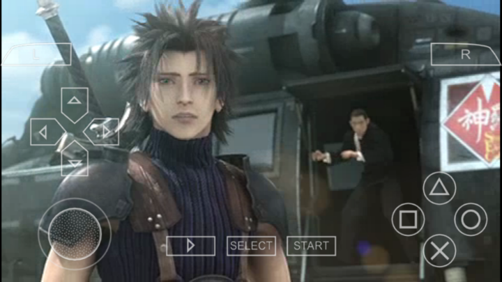 Crisis Core: Final Fantasy VII wallpapers, Video Game, HQ