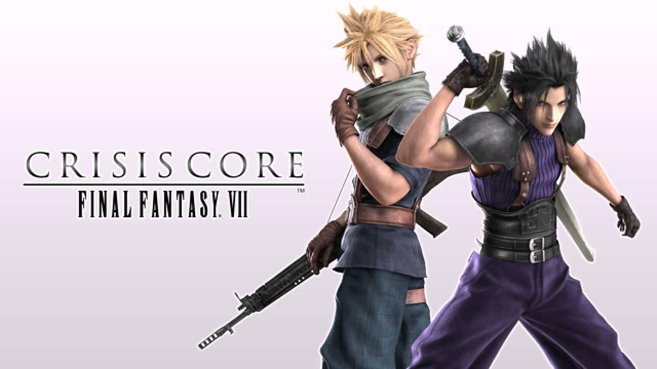 Crisis Core Final Fantasy Vii Wallpapers Video Game Hq Crisis