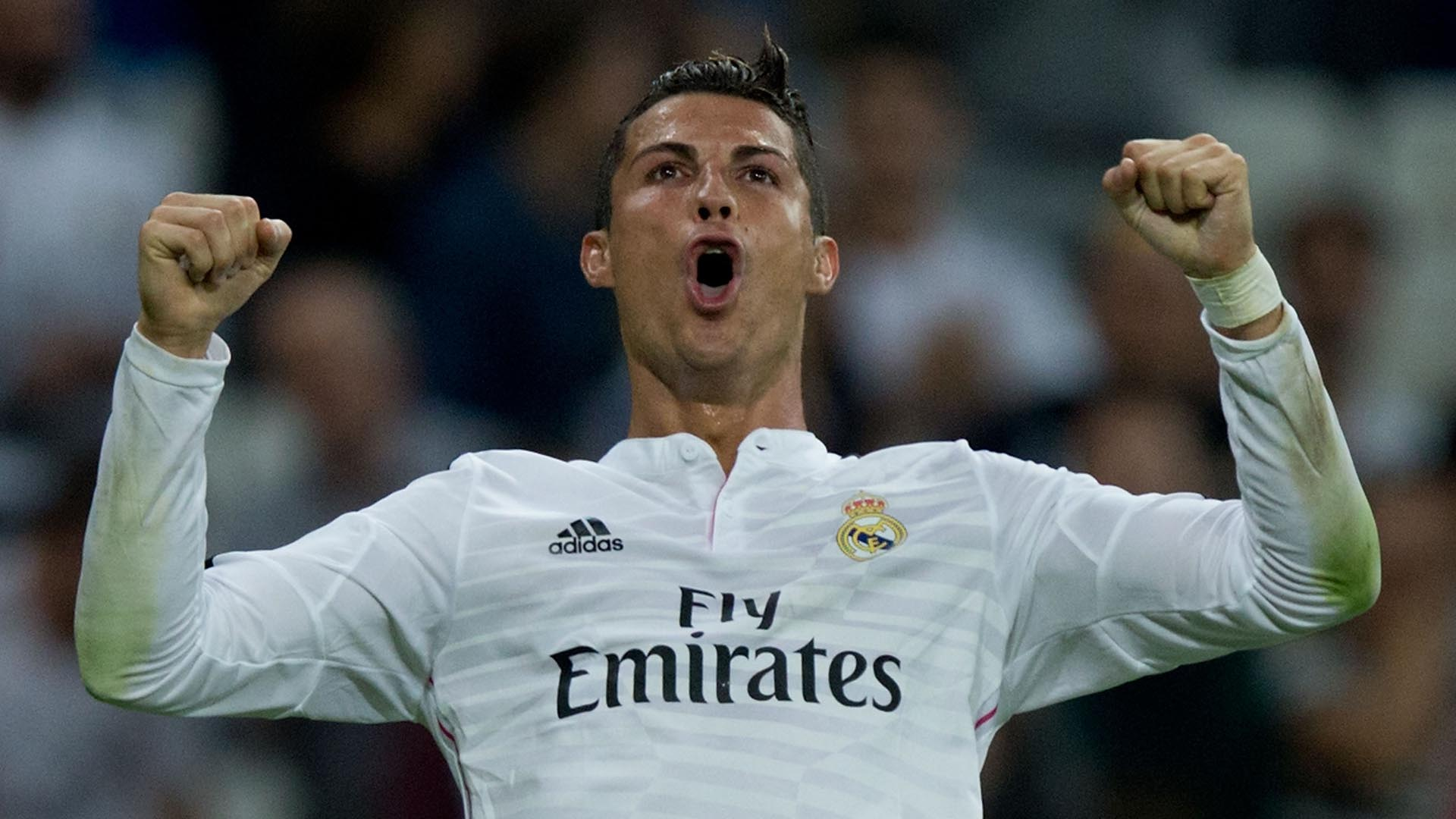Nice Images Collection: Cristiano Ronaldo Desktop Wallpapers