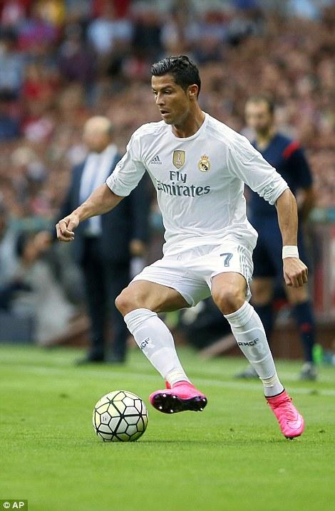 HD Quality Wallpaper | Collection: Sports, 470x718 Cristiano Ronaldo