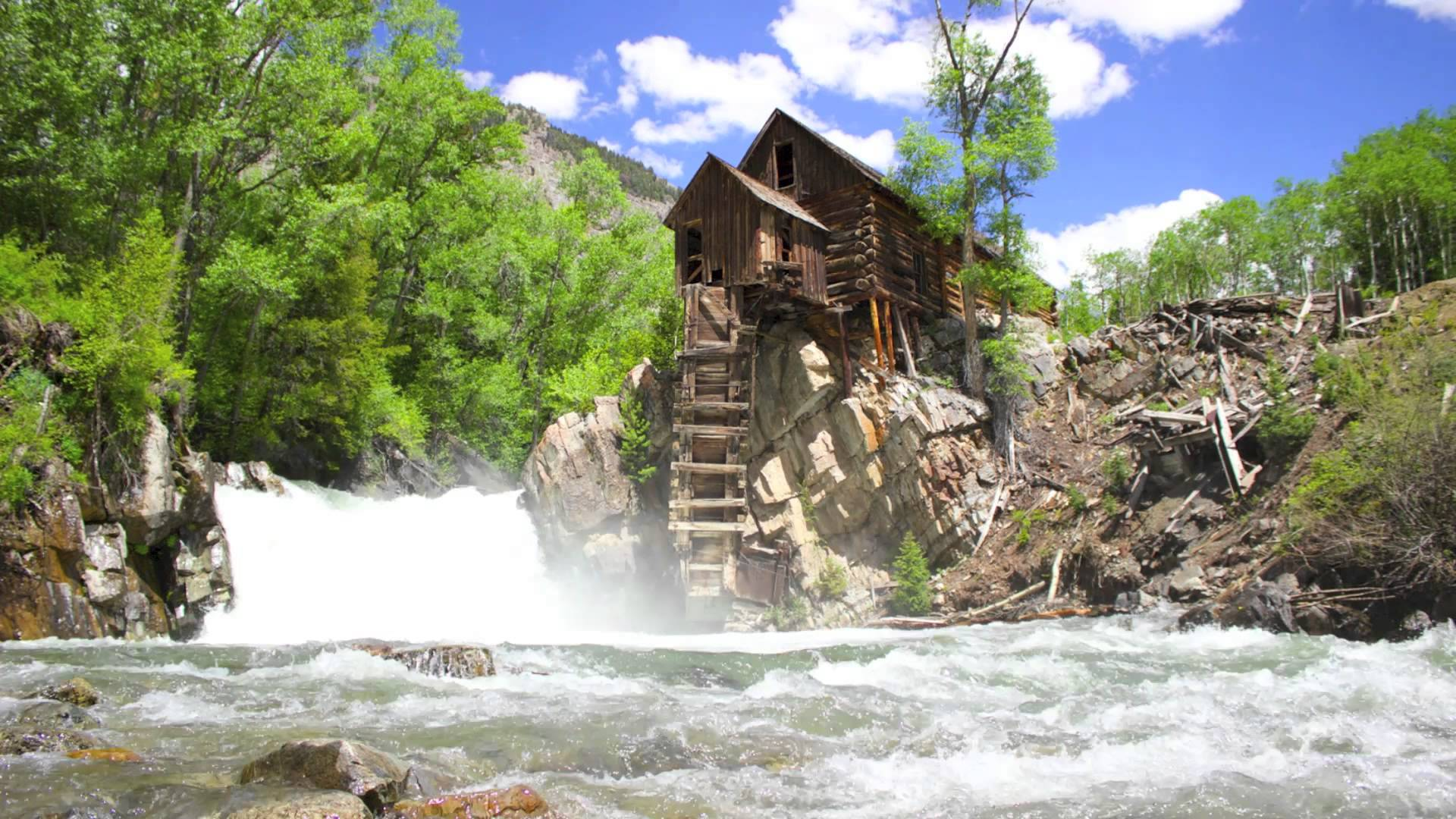 Crystal Mill wallpapers, Man Made, HQ Crystal Mill ...