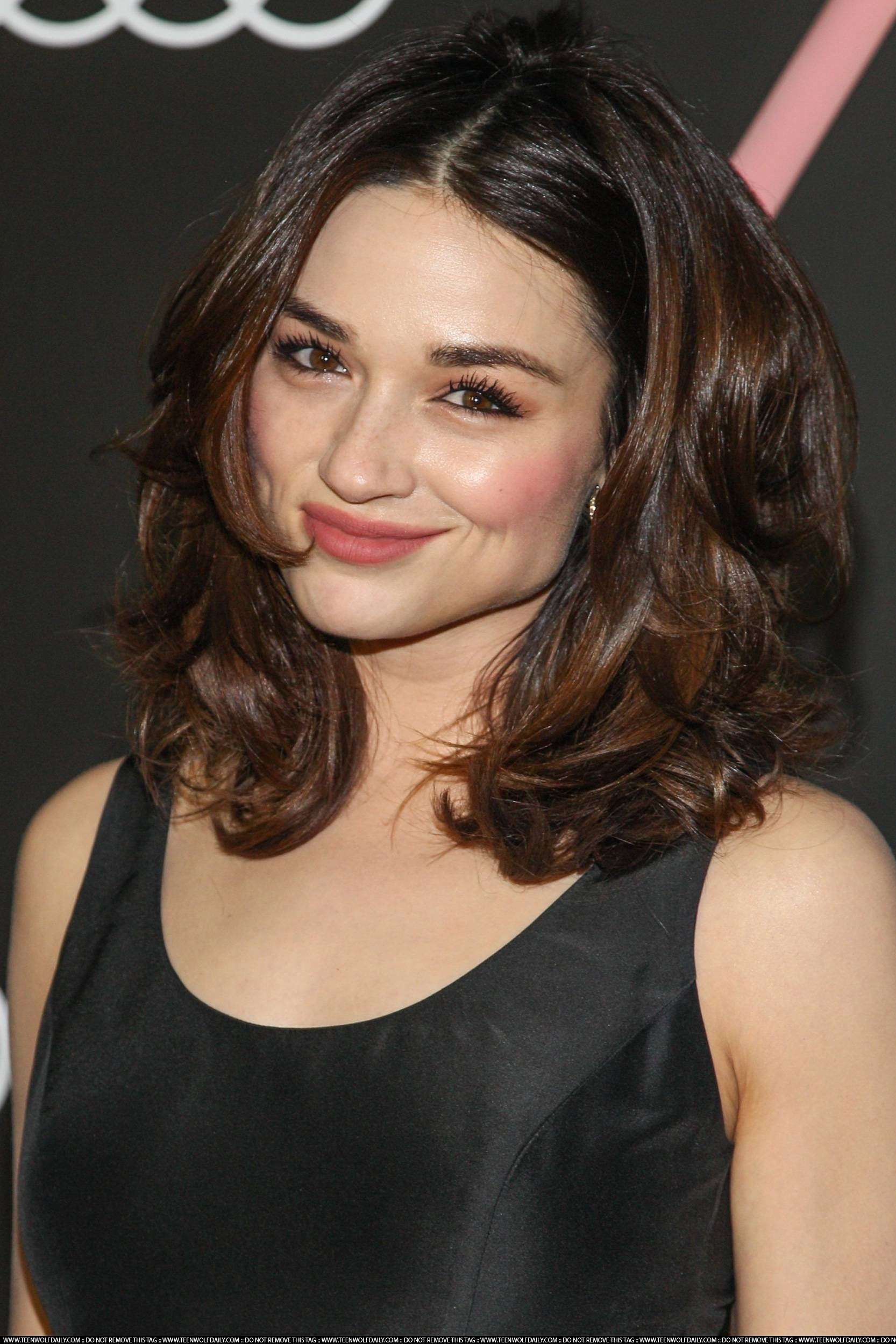 Nice Images Collection: Crystal Reed Desktop Wallpapers