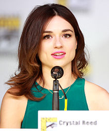 HD Quality Wallpaper | Collection: Celebrity, 220x264 Crystal Reed
