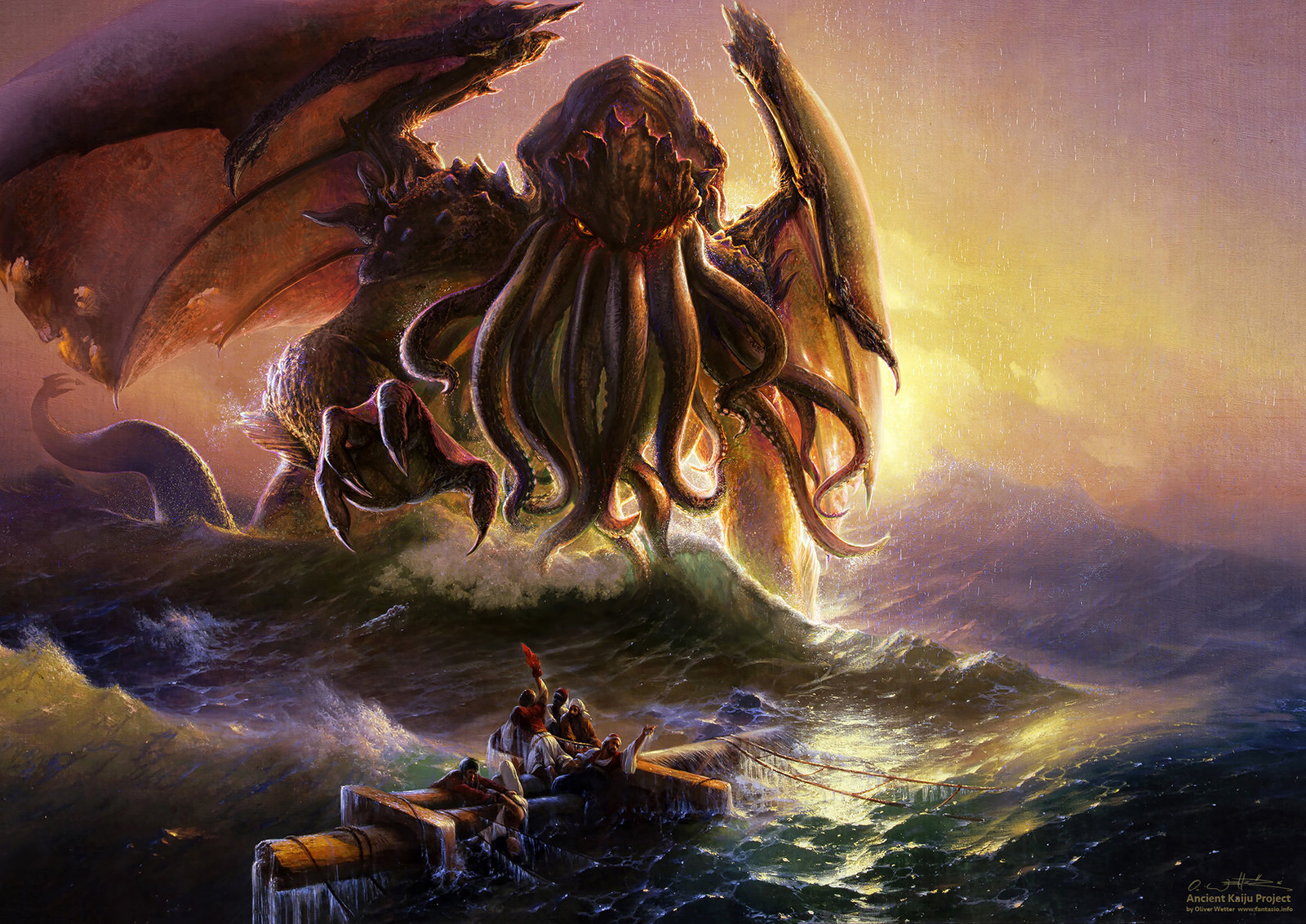 1600x1133 > Cthulhu Wallpapers