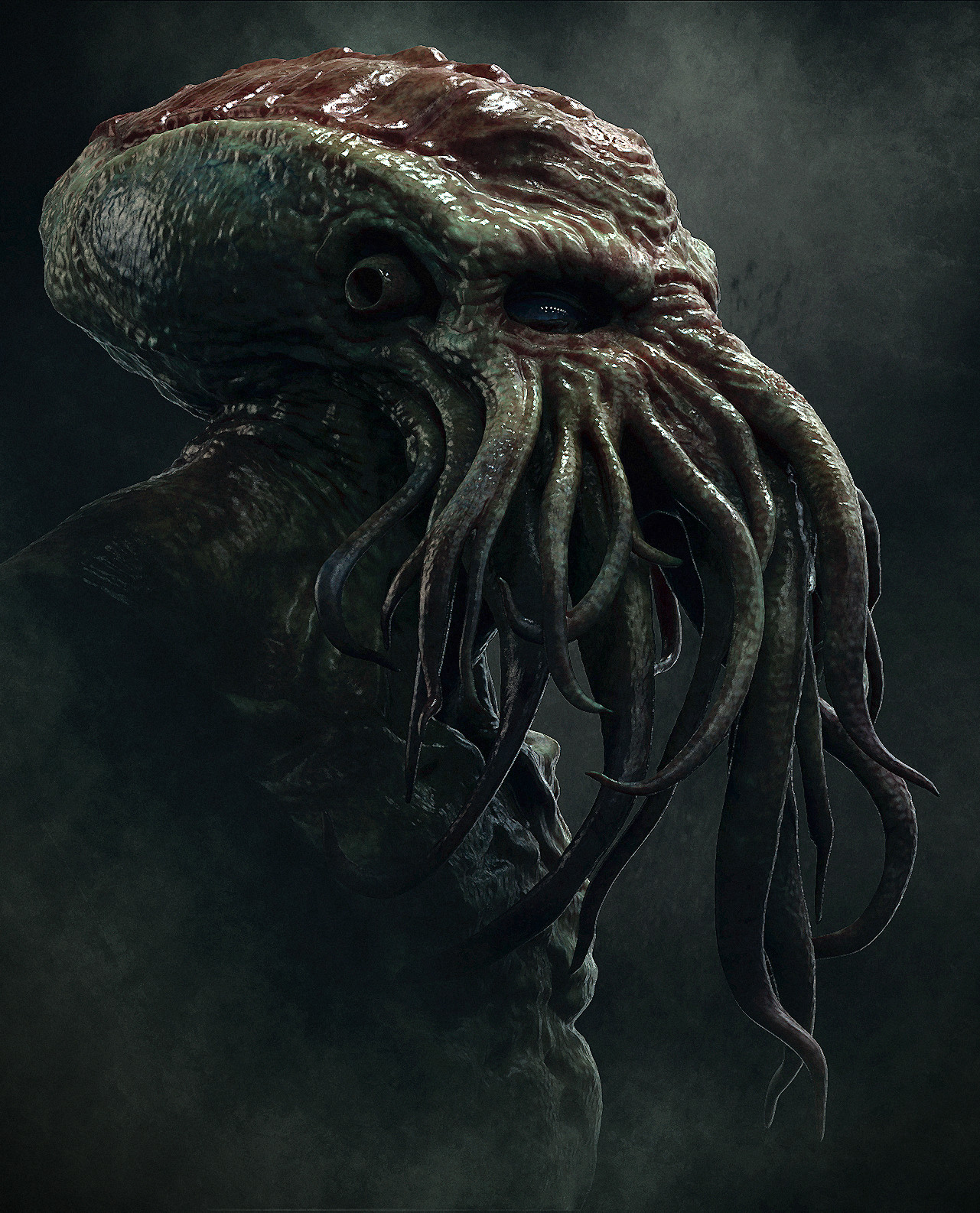 1281x1586 > Cthulhu Wallpapers