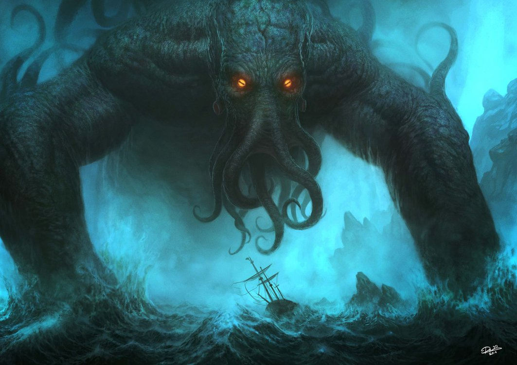 1063x752 > Cthulhu Wallpapers
