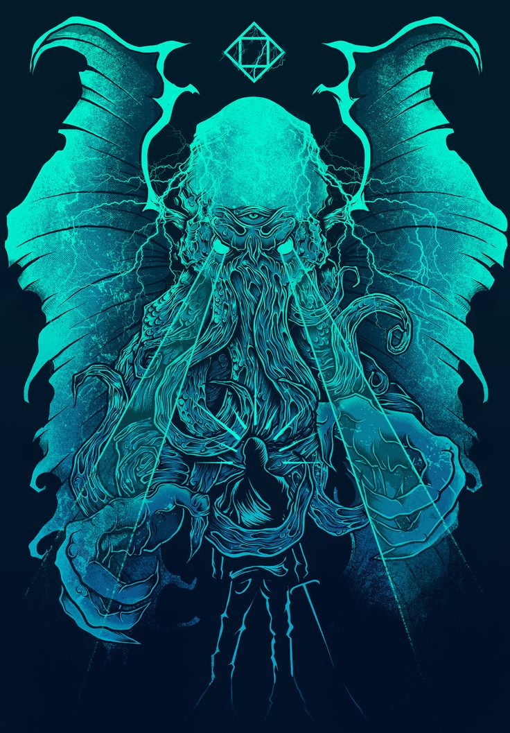 736x1057 > Cthulhu Wallpapers