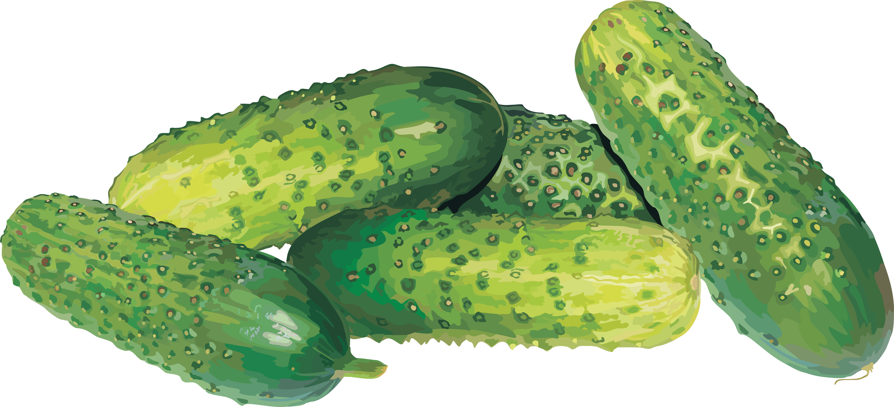 HD Quality Wallpaper | Collection: Food, 3728x1697 Cucumber