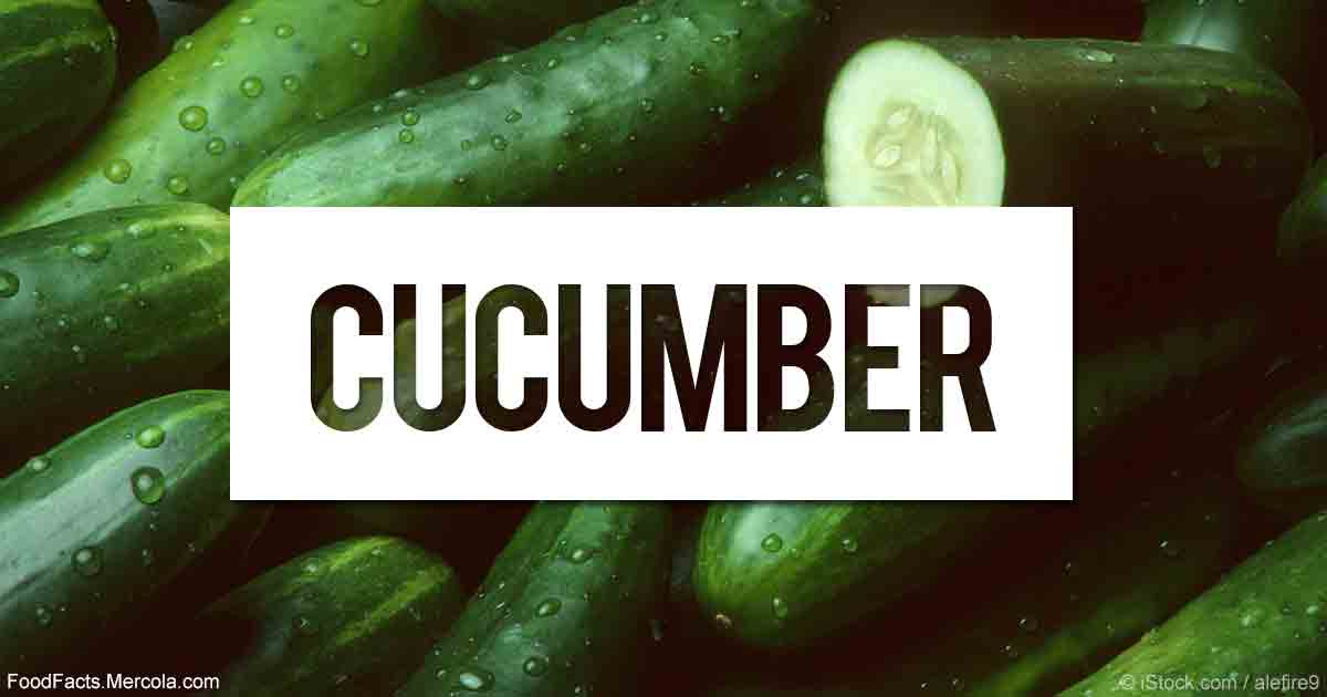 Nice Images Collection: Cucumber Desktop Wallpapers