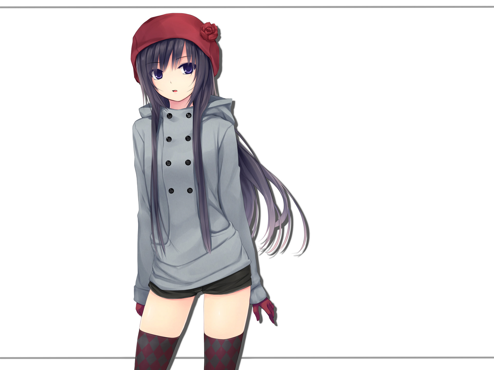 Nice Images Collection: Cure Girl Desktop Wallpapers
