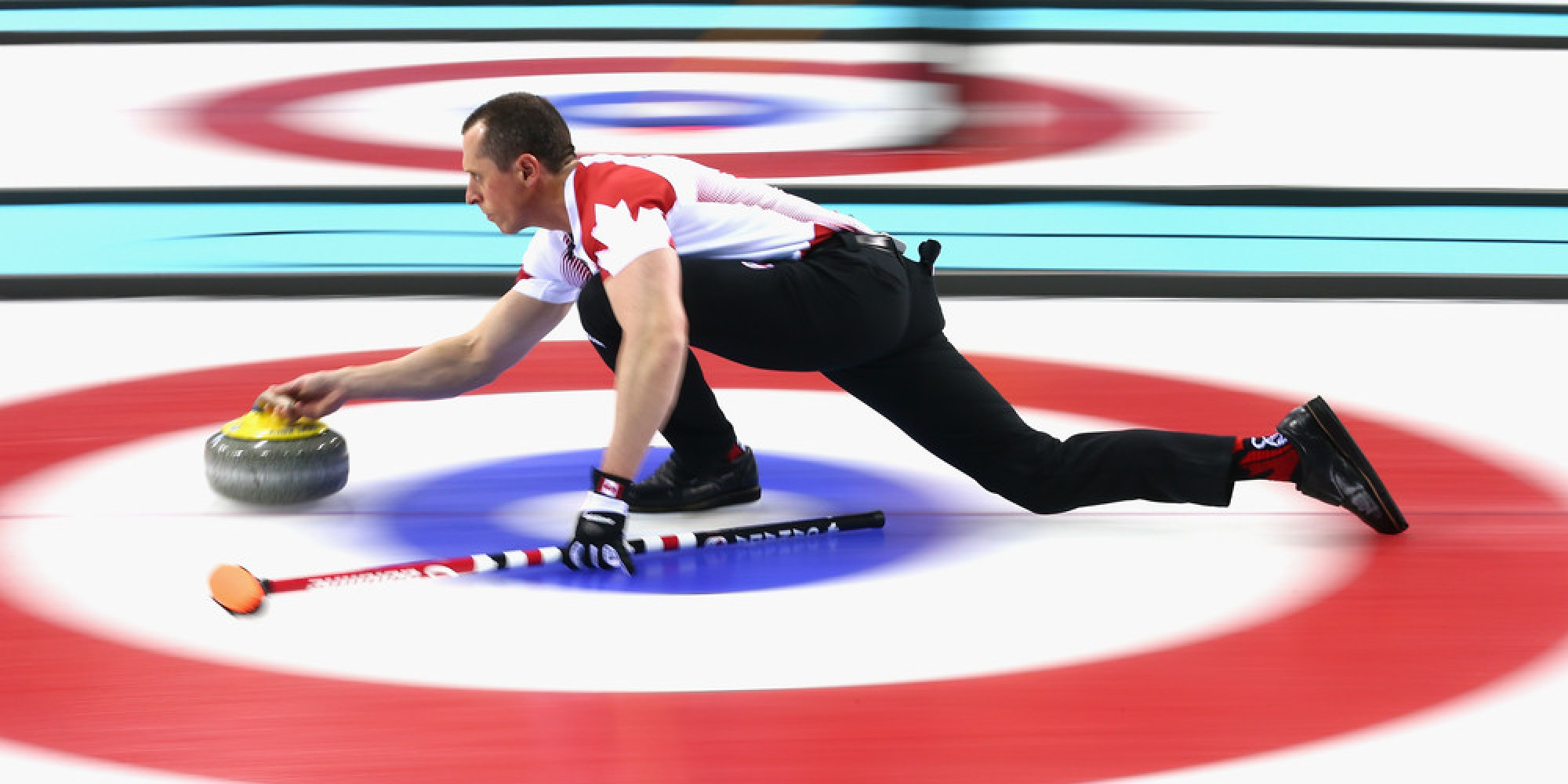 Nice Images Collection: Curling Desktop Wallpapers