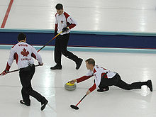 Curling Pics, Sports Collection