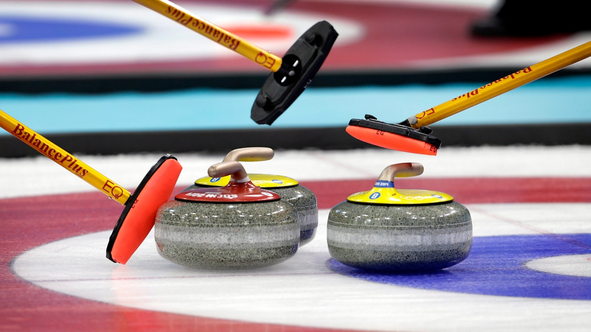 Curling High Quality Background on Wallpapers Vista
