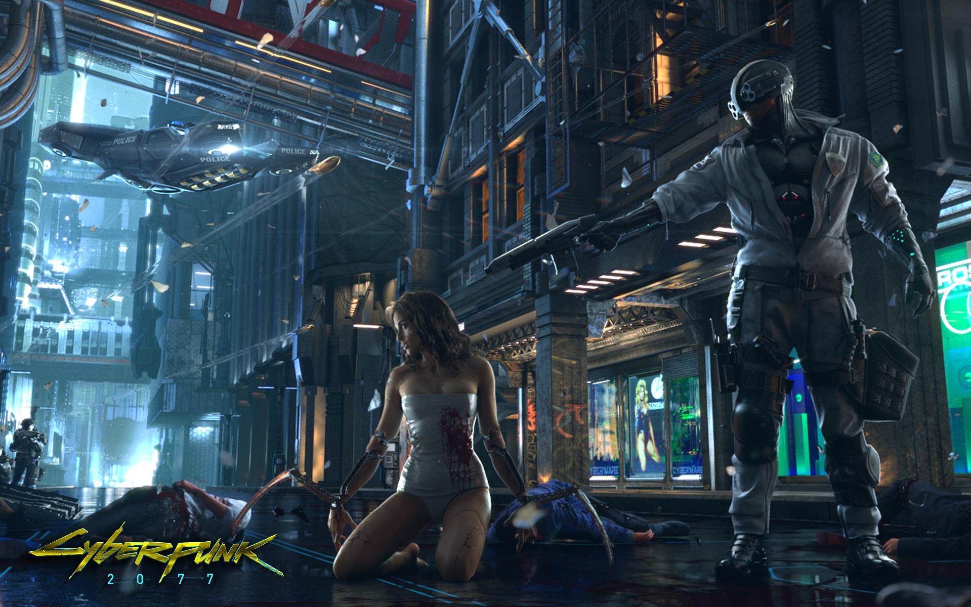 Cyberpunk Pics, Sci Fi Collection
