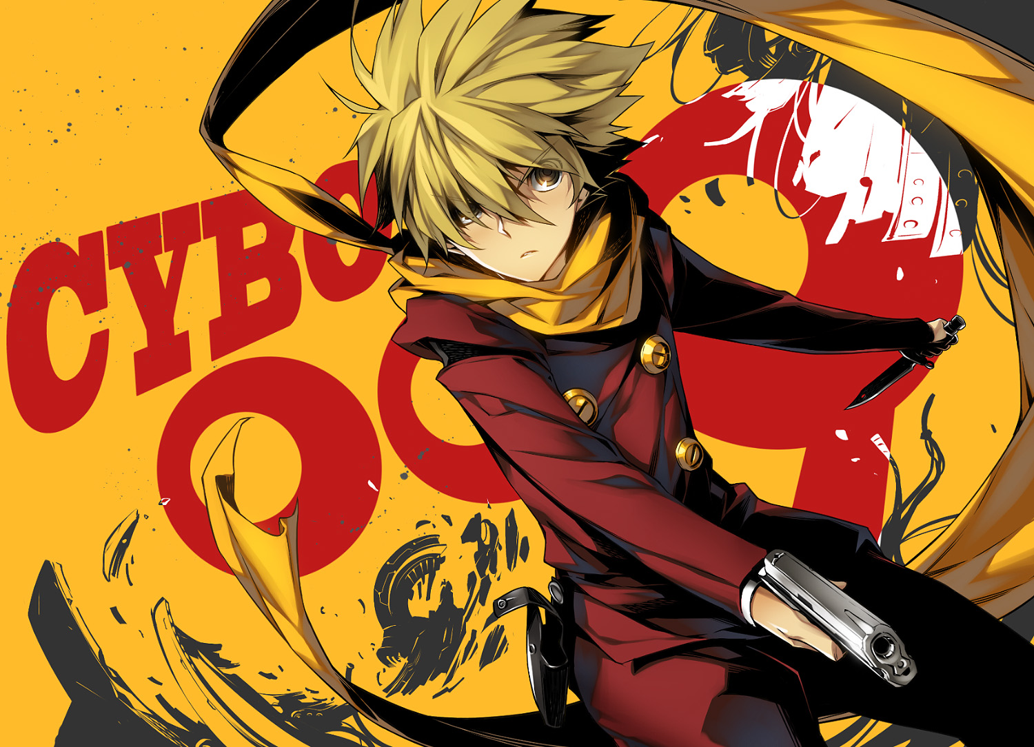 Amazing Cyborg 009 Pictures & Backgrounds
