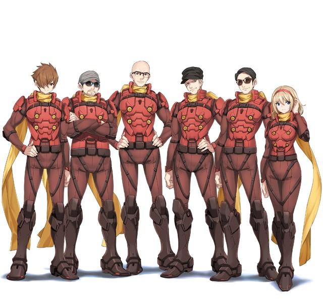 Cyborg 009 Pics, Anime Collection