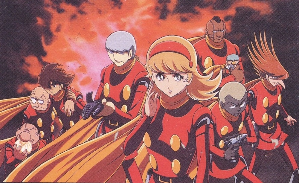 Images of Cyborg 009 | 1000x612