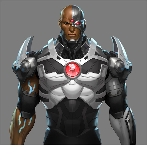 Amazing Cyborg Pictures & Backgrounds