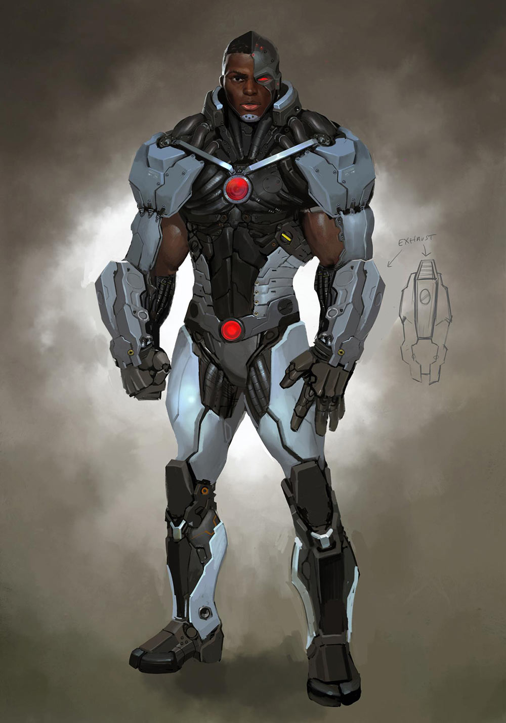 Cyborg HD wallpapers, Desktop wallpaper - most viewed