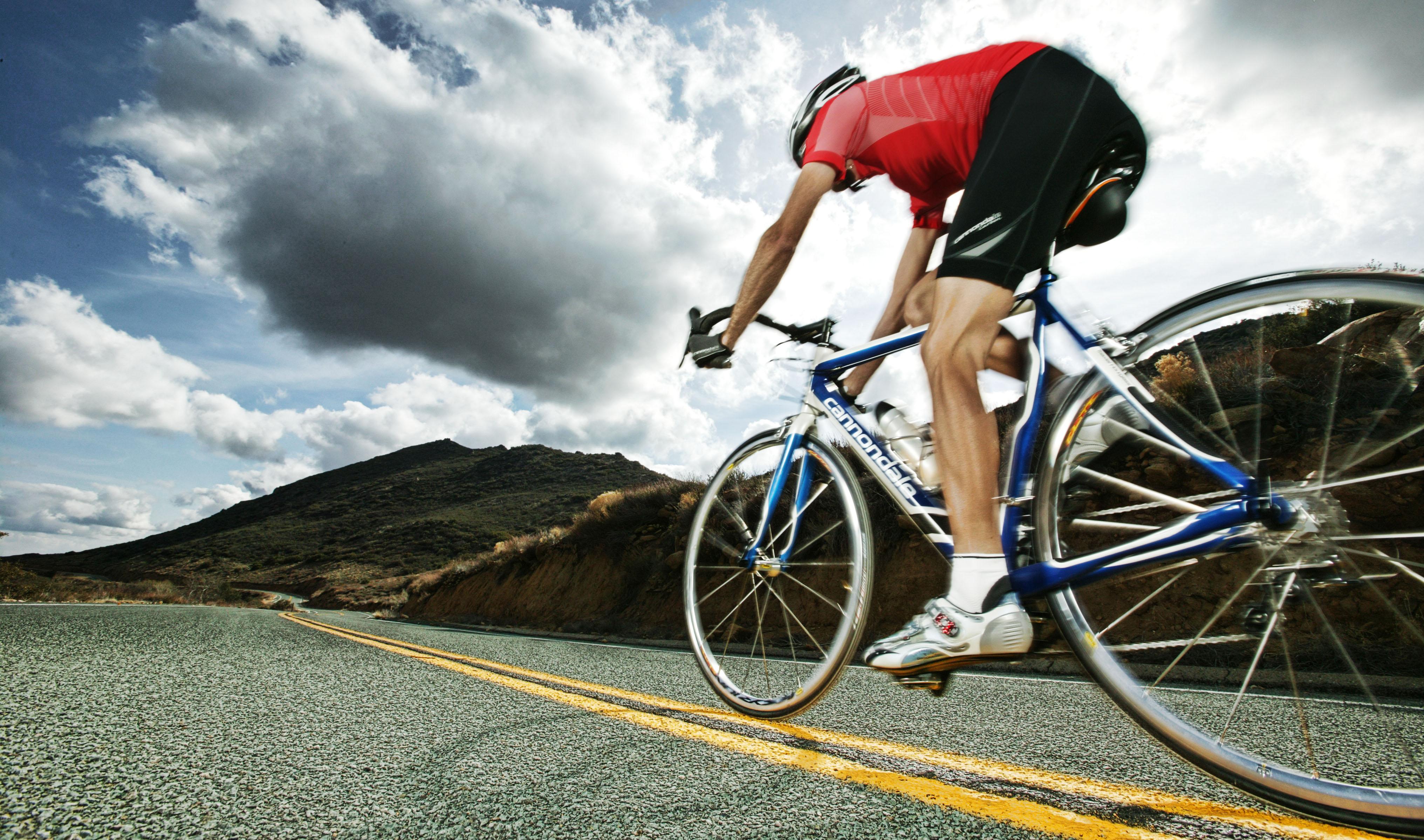 High Resolution Wallpaper | Cycling  4064x2398 px