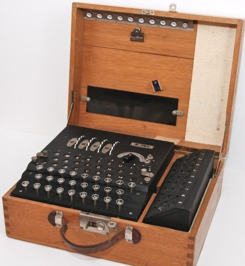 Cypher Machine Pics, Technology Collection