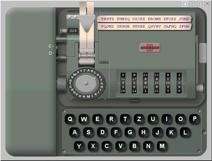 High Resolution Wallpaper | Cypher Machine 736x560 px