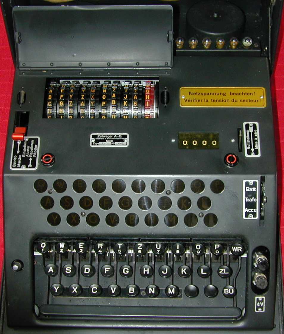 Amazing Cypher Machine Pictures & Backgrounds