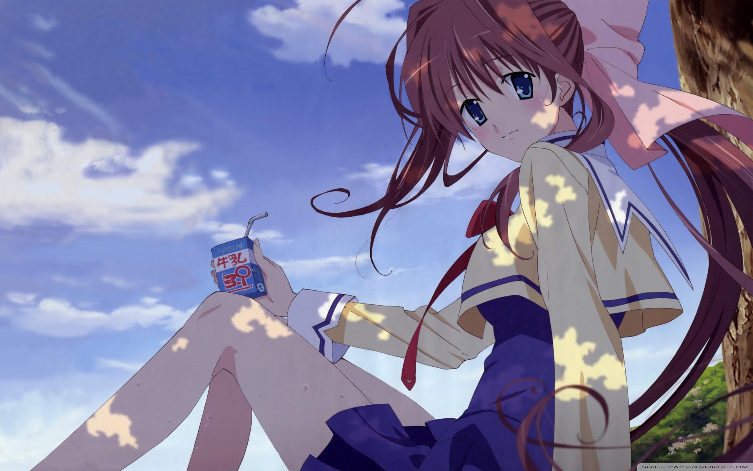 HD Quality Wallpaper | Collection: Anime, 2560x1600 Da Capo