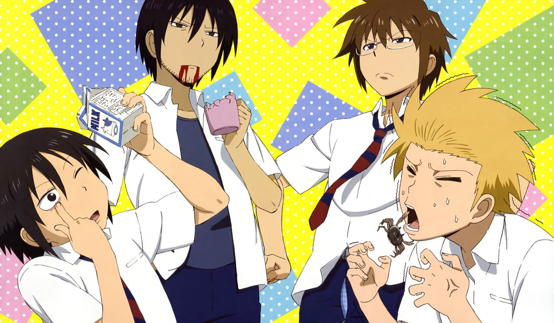 High Resolution Wallpaper   Daily Lives Of High School Boys 1100x641 px
