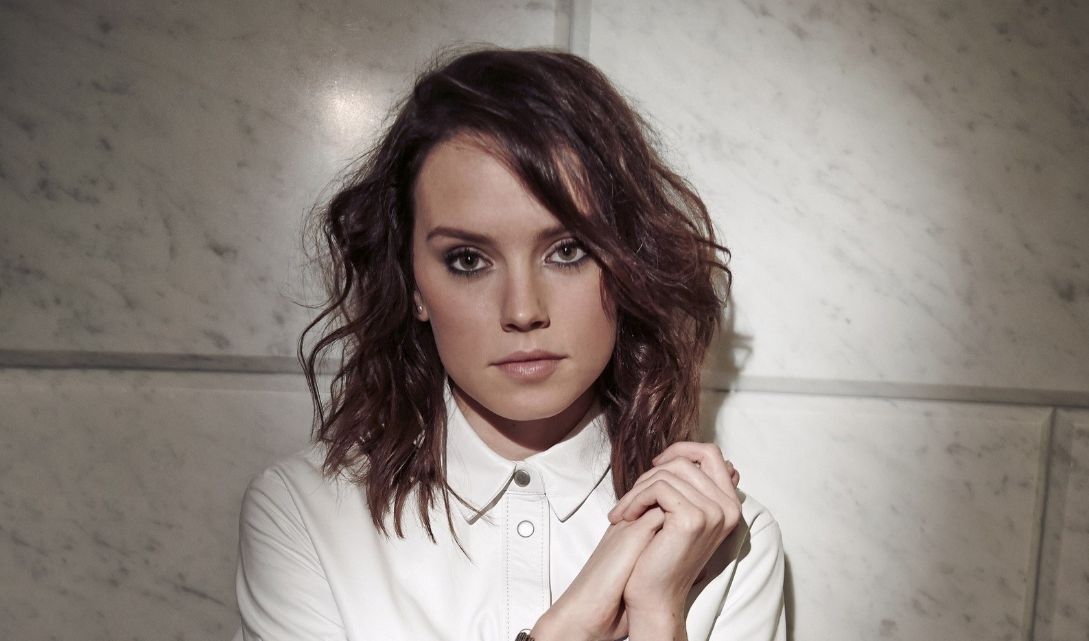 HD Quality Wallpaper | Collection: Celebrity, 1587x935 Daisy Ridley