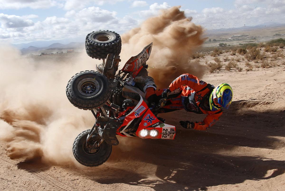 HD Quality Wallpaper | Collection: Sports, 1200x805 Dakar Rally