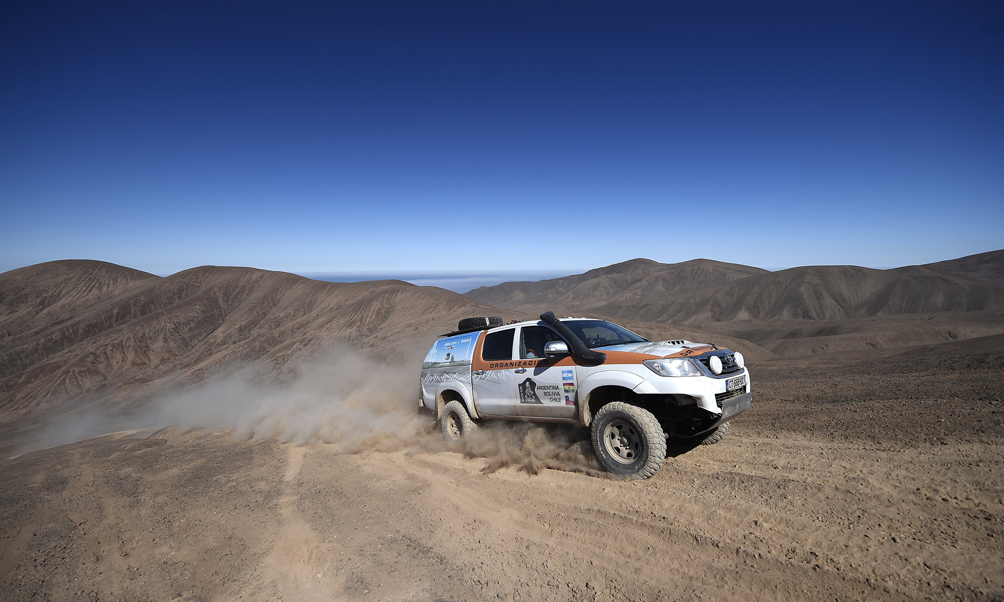 Amazing Dakar Rally Pictures & Backgrounds
