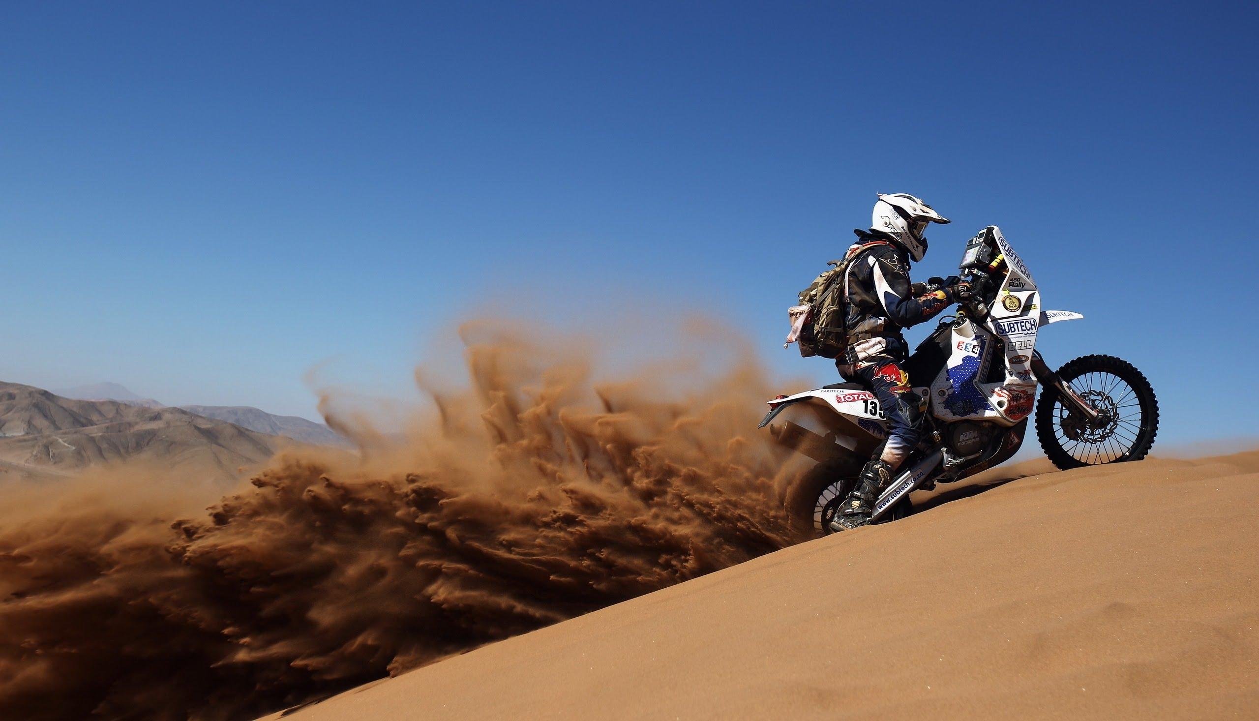 Dakar Rally High Quality Background on Wallpapers Vista