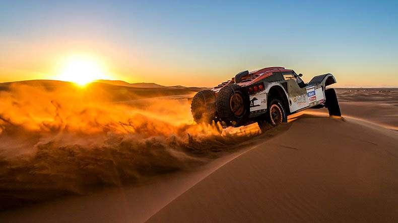 HQ Dakar Rally Wallpapers | File 25.76Kb