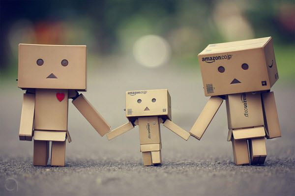 Nice Images Collection: Danbo Desktop Wallpapers